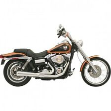 Exhaust road rage 2-into-1 chrome - Bassani xhaust 13112J