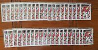 2020 Bowman Paper Aaron Civale # 40 - 40 Card Lot