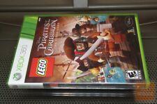 LEGO Pirates of the Caribbean: The Video Game (Xbox 360 2011) FACTORY SEALED!