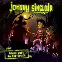 JOHNNY SINCLAIR - 06: DICKE LUFT IN DER GRUFT (TEIL 3 VON 3)   CD NEW