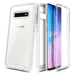 For Samsung Galaxy S10e S10 Plus Case Full Body Protection Bumper Phone Cover