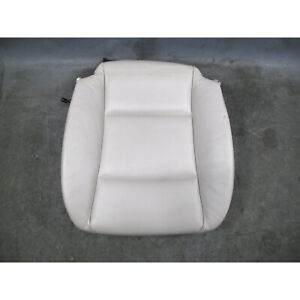 2011-2013 BMW 5-Series F10 Seat Bottom Oyster Leather OEM