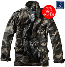Brandit M-65 Fieldjacket Classic Herren Parka Winter darkcamo Kult Army Parka