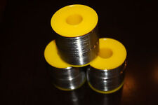 New 400G 0.8mm 60/40 Tin lead Solder rosin flux Wire Roll (pack of 3- 1.2Kg)