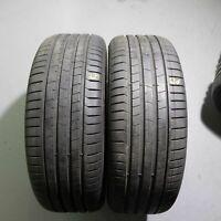2x Pirelli P Zero * Runflat Sommerreifen 245/45 R20 103W DOT 3318 6 mm