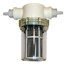 "Blumat Filter Strainer 1/2"" x 3"" clear, 8mm"
