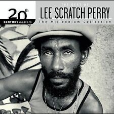 "20th Century Masters The Best of Lee ""Scratch"" Perry CD"