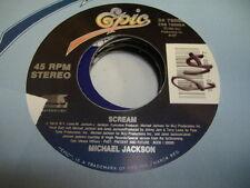 Soul 45 MICHAEL JACKSON Scream on Epic 7