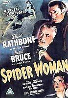 Sherlock Holmes/Spider Woman Starring Basil Rathbone (DVD/2003) - FREE POSTAGE**