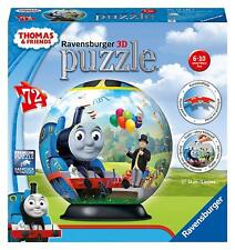 Thomas and Friends Birthday Surprise Ravensburger 3D Puzzle 72 pieces New