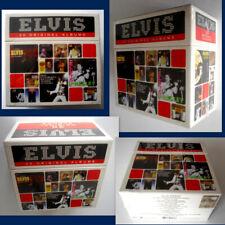 ELVIS PRESLEY - ELVIS 20 ORIGINAL ALBUMS - BOX SET 20CD+BOOKLET - NUOVO!!