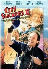 City Slickers 2 Legend of Curly's Gol 0053939255829 With Jack Palance DVD