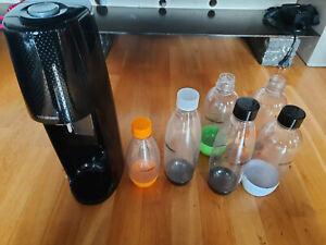 Sodastream Trinkwasser-Sprudler Schwarz