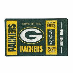 Green Bay Packers Turf Trapper Mat