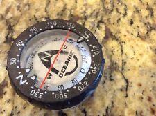 Scuba Oceanic Swiv Compass - Small Bubble - Works As Designed
