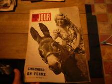 magazine hebdomadaire NUIT ET JOUR  n°127 1947