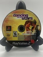 Dancing With The Stars PS2 Disc Only Tested Sony PlayStation 2 Ps2 Game Good