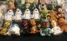 32 Burger King Star Wars Toys - Episode 3 Figures - Kids Meals