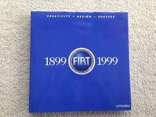 FIAT 1899-1999 Creativity - Design - Success (ISBN 887960094X)
