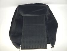 New OEM 1998-2001 Volkswagen VW Passat Front Seat Backrest Cover Black Cloth