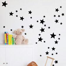 110Pcs Star Vinyl Wall Decal Art Sticker for Baby Nursery Kids Bedroom Decor
