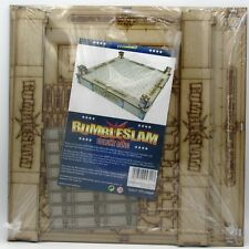 Rumbleslam RSG-RING-01 Deluxe Ring Wrestling Terrain Game Accessory TTCombat
