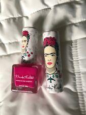 Frida Kahlo - Inspiracion Lipstick & Nail Polish by Republic Nail