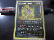 Pokemon card No.248 Shiny Tyranitar ひかるバンギラス Japanese