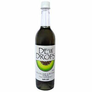 Alchemy Soda Company Dewdrops Cordial 750ml