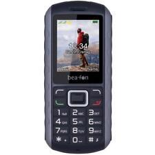 Beafon AL550 Outdoor Mobiltelefon Dual SIM Farbdisplay Bluetooth schwarz/silber