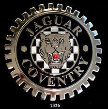 CAR GRILLE EMBLEM BADGES - JAGUAR(COVENTRY)