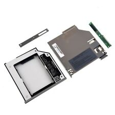 SATA 2. Festplattenlaufwerk HDD Bay Caddy Adapter fuer Dell Latitude D800 D810 D