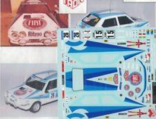 decal FIAT RITMO 75 Gr.2 UFFICIALE MONTECARLO '80 BETTEGA-MANNUCCI TRON DER106