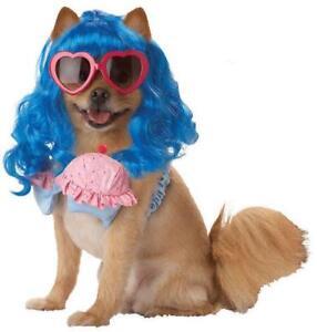 California Girl Pet Costume Size XS