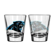 Duck House Carolina Panthers Stainless Steel Shaker with 2 PCS Rock Glasses Gift Set