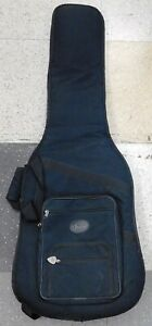 Fender Electric Guitar Deluxe Padded Gig Bag for Jazz or Precision Electric Bass