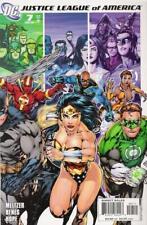 Justice League of America #7 (Vol 2) Right Cover