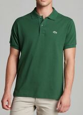 LOOK! GEN Lacoste Green Polo Shirt 2 XS RRP£85 Great condition!