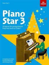 Piano Star 3 ABRSM Blackwell-Greally 9781848499423 Sheet Music Piano Tutor Book