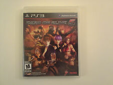 Dead or Alive 5 (Sony PlayStation 3, 2012) PS3