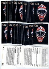 1X PATRICK ROY 1991-92 Pro Set French # CC2 Le Masque NMMT Lots Available