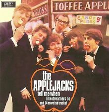 THE APPLEJACKS (UK) - APPLEJACKS [CHERRY RED] NEW CD