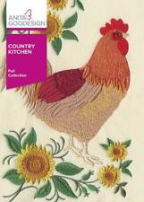 Country Kitchen Anita Goodesign Embroidery Machine Design CD NEW 39AGHD