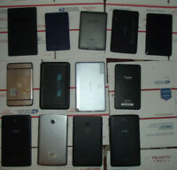 Lot Of 13 Untested Tablets/eReader/GPS  - For Parts/Repair -AS-IS -