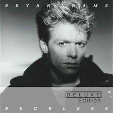 BRYAN ADAMS - Reckless [Deluxe Edition Digipak] (2 CD, 2014, A&M/UMG) BRAND NEW