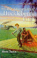 The Adventures of Huckleberry Finn (Cambridge Literature) By Mark Twain