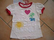 (c412) NOLITA POCKET Girls T-shirt léger a-Forme avec poulet & pression gr.116