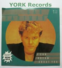 "DAN HARTMAN - I Can Dream About You - Excellent Condition 7"" Single MCA 988"