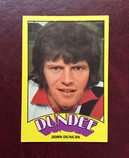 A&BC 1974 RARE SCOTTISH GREEN BACK -# 42 ~ JOHN DUNCAN of DUNDEE ~ EXC