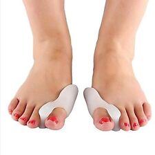 Big Toe Bunion Foot Hallux Valgus Splint Straightener Corrector Pad Pedimend